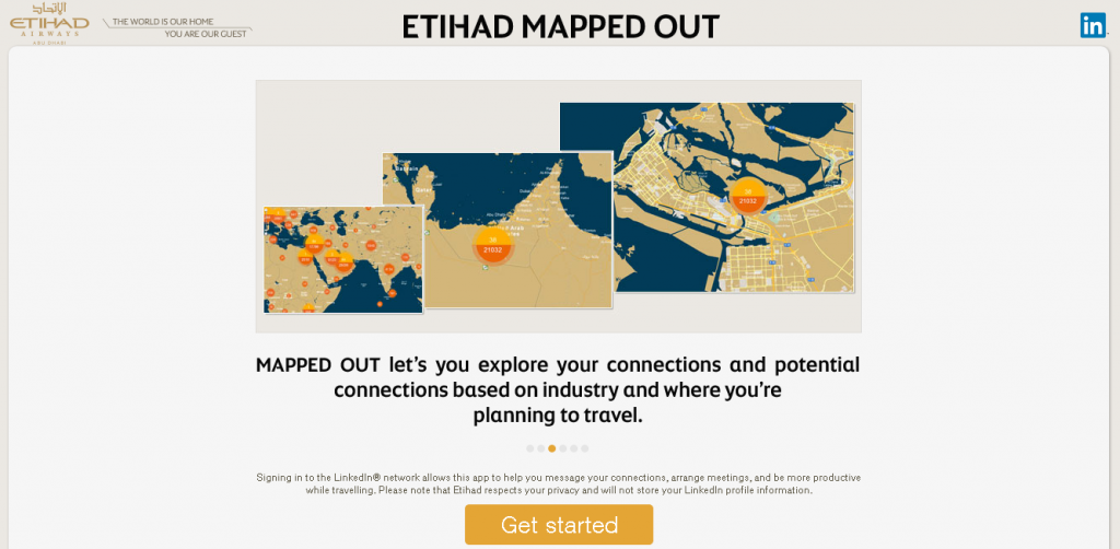 etihad mapped out