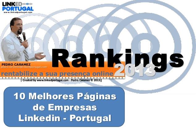 rankings linkedin