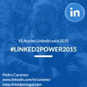 15 Acções Linkedin para 2015