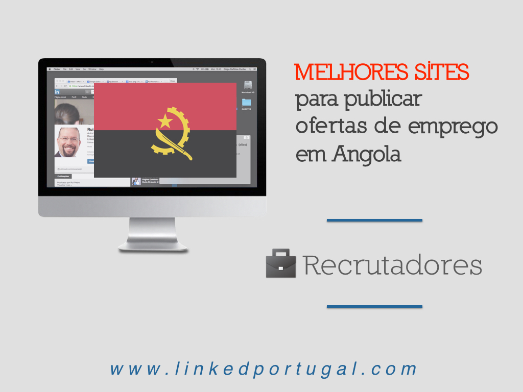 Melhores Sites para Publicar Ofertas de Emprego em Angola FB